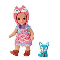Кукла Zapf Mini Chou Chou Совуньи Лисички Бьюти 920329