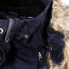 Куртка-парка мужская демисезонная, фото 3