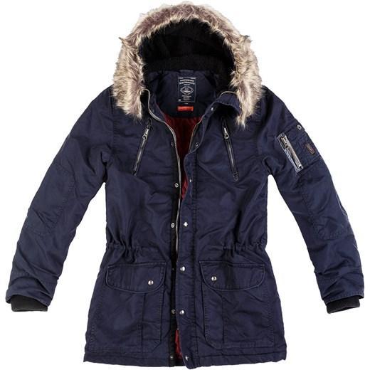 Куртка-парка мужская демисезонная