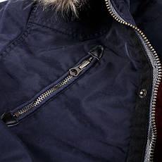 Куртка-парка мужская демисезонная, фото 2