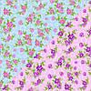 Распродажа Ткань халатная 107058 Фланель (ПАК) хал. 20-0595 150СМ