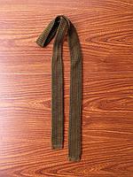 Шикарный английский вязаный галстук.