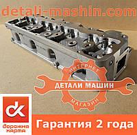 Головка блока ГАЗ двигатель УМЗ-4216 инжектор (под АИ-92) без клапанов (пр-во ДК)