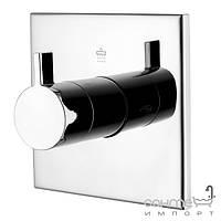 Смесители Imprese Вентиль-переключатель скрытого монтажа для ванны/душа на 3 потребителя Imprese Zamek VR-151032 хром