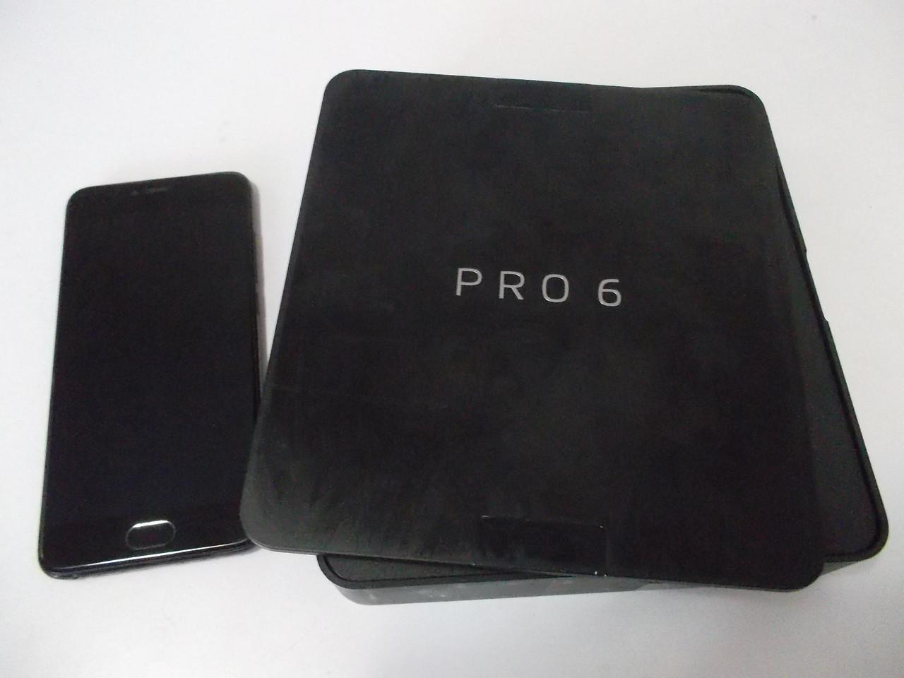Мобильный телефон  Meizu PRO 6 №3095