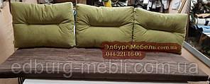 Матрас и подушки холлофайбер 2000х600мм