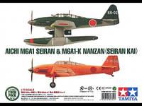 AICHI M6A1 SEIRAN & M6A1-K NANZAN [SEIRAN KAI] 1/72 TAMIYA 89712