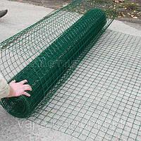 Сетка сварная Euro Fence 50*50 с ПВХ покрытием для забора.