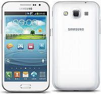 Корпус для Samsung i8552 Galaxy Win Duos (White) Original