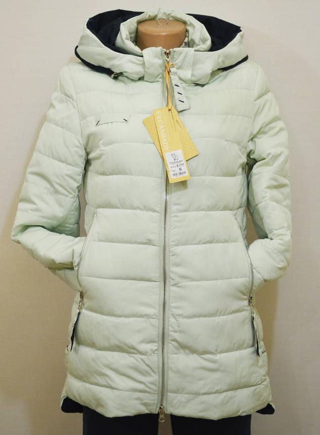 Молодежная демисезонная куртка 717, фото 2