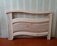 """Боковина для мягкой мебели """"Луи Дюпон Люкс"""". Массив дерева - ольха. Палитра - 10 цветов"""