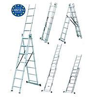 Универсальная лестница WERK LZ3209B (3х9)