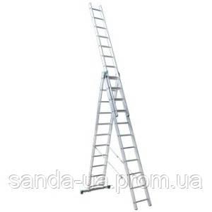 Универсальная лестница FORTE CE3х9 (3х9)