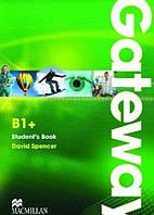Учебник Gateway B1+ Student's Book