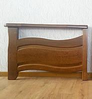 """Боковина для мягкой мебели """"Луи Дюпон - 2"""". Массив дерева - ольха. Палитра - 10 цветов"""