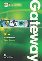 Учебник Gateway B1+ Student's Book with Gateway Online