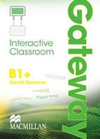 Ресурсы для интерактивной доски Gateway B1+ Interactive Classroom CD-ROM