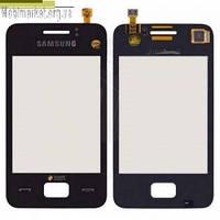 Сенсорний екран для мобільного телефону Samsung S5222 Star 3 Duos, чорний