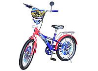 """Велосипед Dendi 18"""" Optimus Red (171807)"""