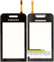 Сенсорний екран для мобільного телефону Samsung S5230 Star, чорний