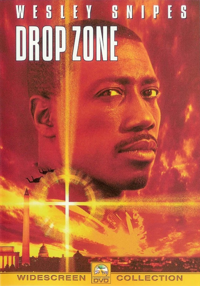 DVD-диск Зона высадки (У.Снайпс) (1994)