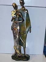 """Папра """"Любовь"""" статуэтка африка 28 см"""