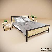 Ліжко лофт H