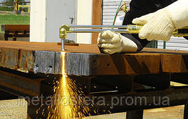 Газовая резка металлоконструкций