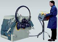 Машины гибочные гидравлические роликовые для гибки сортового материала серии HPR