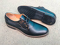 Мужские классические туфли Y.D.G из натуральной турецкой кожи