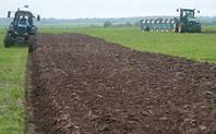 Система обработки почвы под овощные культуры. Основная вспашка