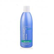 Шампунь для додання Об'єму для сухого і пошкодженного волосся Concept shampoo for damaged hair 300 мл.