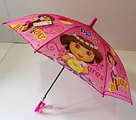 """Детский зонт на 8 спиц от фирмы """"Flagman""""."""