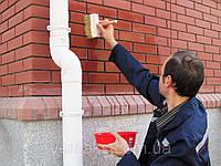 Гидрофобизатор Faber АС 300. Защита фасадов от атмосферных осадков, граффити и объявлений