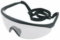 Защитные очки topex 82s111 белые регулируемые дужки