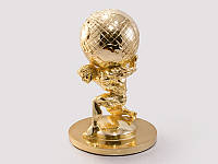 Статуэтка Атлант спортивная награда золото