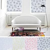 Рулонная штора ткань Орхидея