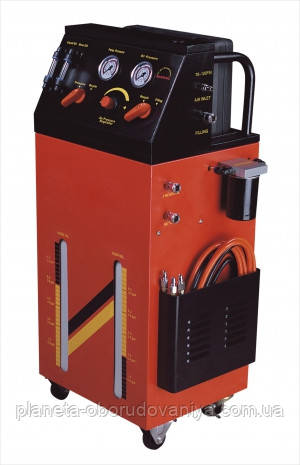 Установка для смены жидкости в АКПП с электрическим гидро насосом. GD 322