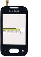 Сенсорний екран для мобільного телефону Samsung S5300 чорний