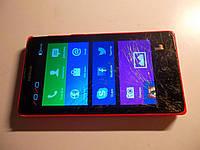 Мобильный телефон Nokia X dual rm-980 №3235