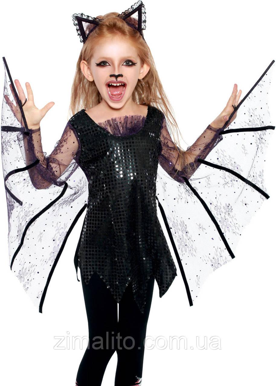 Летучая мышь взрослый карнавальный костюм