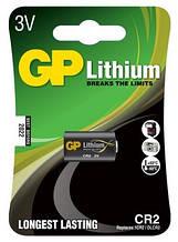 Батарейка GP Lithium Foto CR2/1BL (Lithium)
