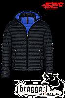 Мужская куртка зимняя теплая черная