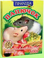 Корм  Природа для мышек и крыс 0,5 кг