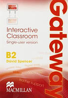 Ресурсы для интерактивной доски Gateway B2 Interactive Classroom CD-ROM