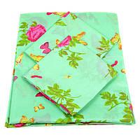 Комплект белья двуспальный Поле с цветами