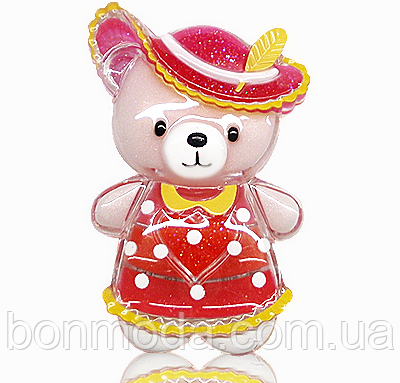 "FFleur Bear Cub Lip Gloss Блеск для губ ""Мишка"""