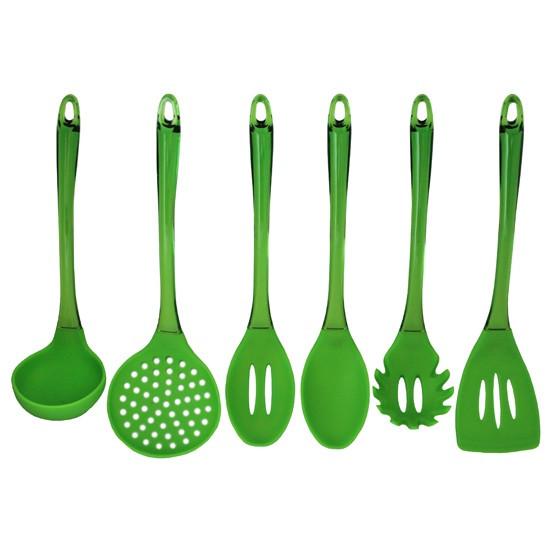 Набор кухонных принадлежностей Kamille 6 предметов