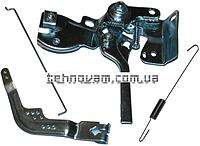 Механизм управления дроссельной заслонки (в сборе) мотоблок 168F