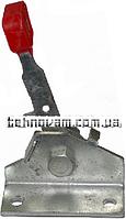 Механизм управления дроссельной заслонки мотоблок 195N